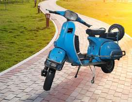 VESPA | Scooter | Blue | 1983 | Horsepower 150 CC | Good Condition
