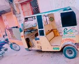 Rozgar Chinchi Rikshaw good condition