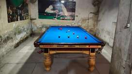 Snooker table 5*10