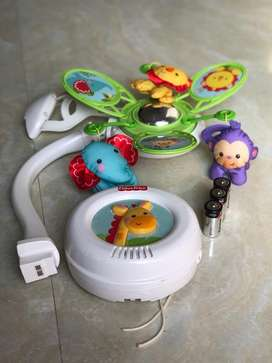 Fisher Price - Deluxe Musical Mobile