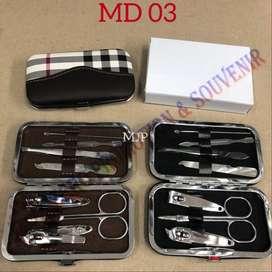 Souvenir Manicure Set Mini MD03 Promosi