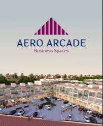 1120 sq.ft.FAR 4 approved SCO Space on sale in Aero Arcade, Mohali
