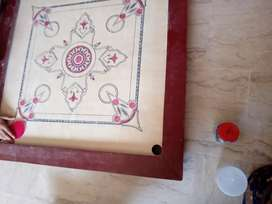 Carrom board 5 month used only