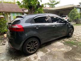 All New Rio 2013 Matic AT Grey Full Option Nego. Bisa TT New Trax