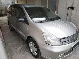 Nissan Grand Livina XV 2009 MT Terawat