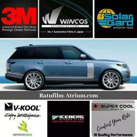Toko khusus penjualan kaca film mobil dan gedung plus pemasangan