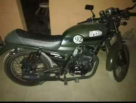 High speed infinity150cc