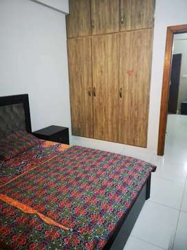 E11 Lush living 1 bedroom furnished apartment available for rent