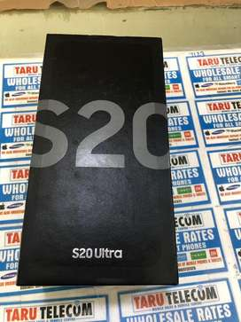 Samsung s20 ultra 12/128gb activeted seal pack
