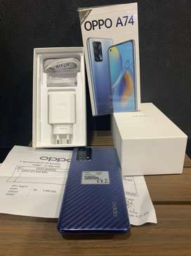 OPPO, Oppo A74 6/128GB MULUS LIKE NEW!