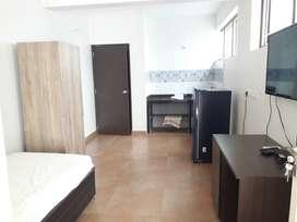 Studio Furnished Apt for rent for single person in Porvorim Rs 10000/-