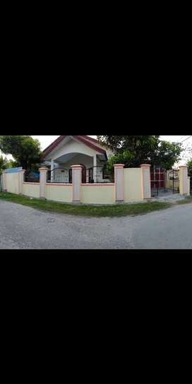 Dijual rumah beserta tempat usaha