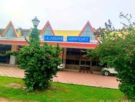 Urgent hiring fresher candidate apply @ Lilabari Airport
