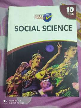 Full Marks Social science (Class 10th)