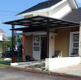 Canopy minimalis atap sepandek 44$