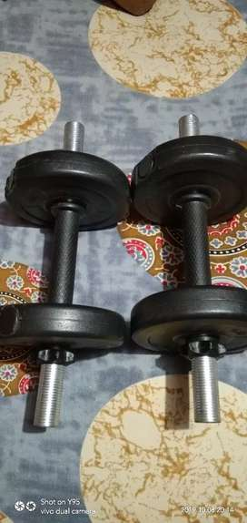 Aurion dumbbell age under 12not allowed