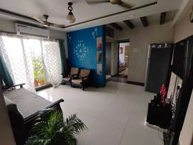 Well Furnished 2 Bhk Flat Rent In Vijay Residency GB Thane west.