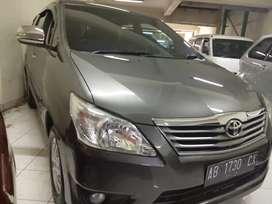 Toyota Innova G bensin matic