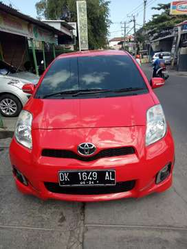 Yaris E Manual 2013 Istimewa