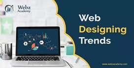 Web designer, web developer