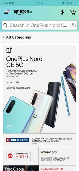Nord CE12gb 256gb.Seal pack