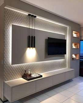 Jasa Interior Design Building Apartemen Nine Residence Jakarta