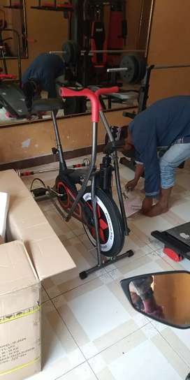 New sepeda fitnes Platinum bike 2 fungsi