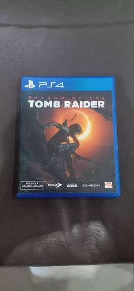 games ps4 Tomb Raider