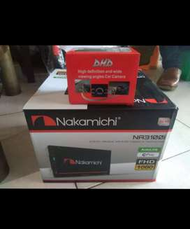Promo Akhir Tahun. DobelDin Nakamichi NA 3100i + Kamera mundur LED