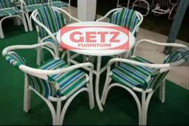 uPVC chairs available Here