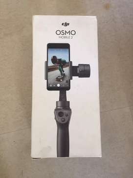 DJI Osmo 2 Gimble with Box, Bill and accessories.