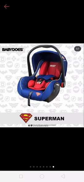 Carseat Carrier Babydoes League