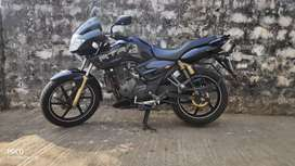 Tvs Apache RTR 180 New Condition