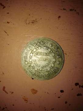 Kerala old coin