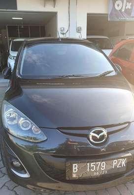 Mazda 2 RZ (rare item) 2012 AT Hitam istimewa