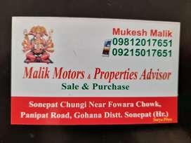 250 Guj Plot Near Gohana to Sonipat Road Gohana