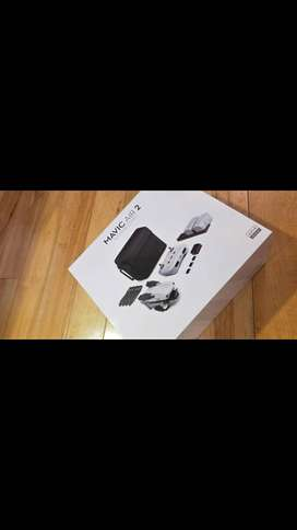 Dji Air 2 Fly More Combo Seal Pack Brand New Drone