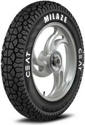 New Ceat tyres for Passion Pro