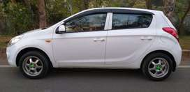 Hyundai i20 2009-2011 1.4 Magna ABS, 2009, Petrol