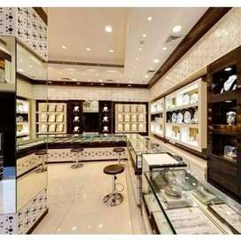 Wanted salesman  for jewllery showroom at fort