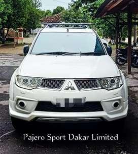 Pajero sport Dakar 4x2 Limited 2013
