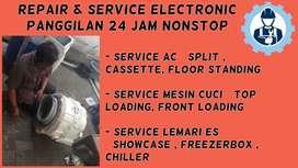 Service Freezer AC KULKAS Servis Mesin Cuci Sidayu / Dukun Gresik
