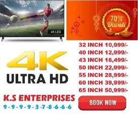 Happy Diwali 60% off 50 inch full Hd full smart full android led tv