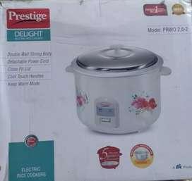 Prestige current cooker