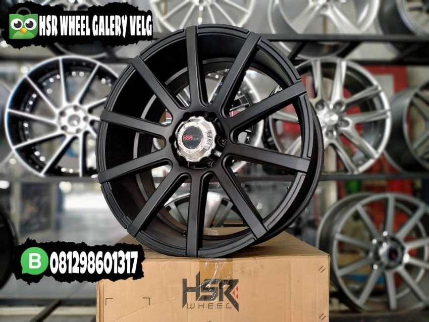 Velg Mobil Pajero Sport ring 22 HSR HOSHI pcd 6X139 0