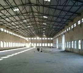 Industrial shed kotharia, vavdi, sapar, aji, kuvadva, metoda