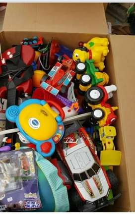 Imported preloved toys as per kg