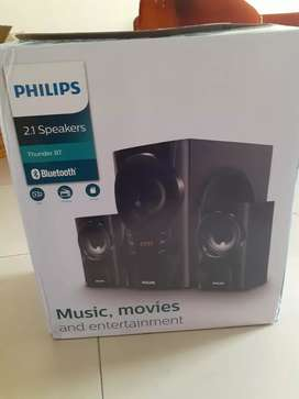 Philips speaker(never used) ..its packed
