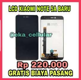 Ganti Lcd Xiaomi Note 5A Termurah (EKA CELL PS)