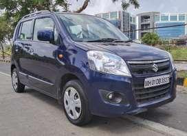 Maruti Suzuki Wagon R VXI BS IV, 2018, Petrol